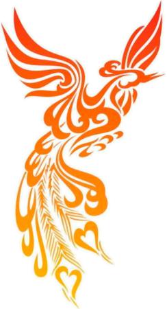 Феникс птица FOHOW